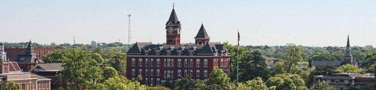 Women's soccer facility tour of NCAA powerhouse Auburn University