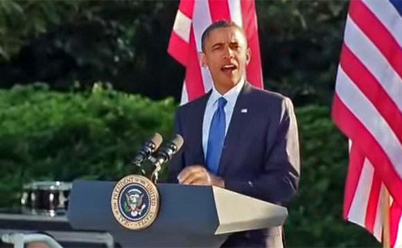 President Obama honors NCAA student athletes