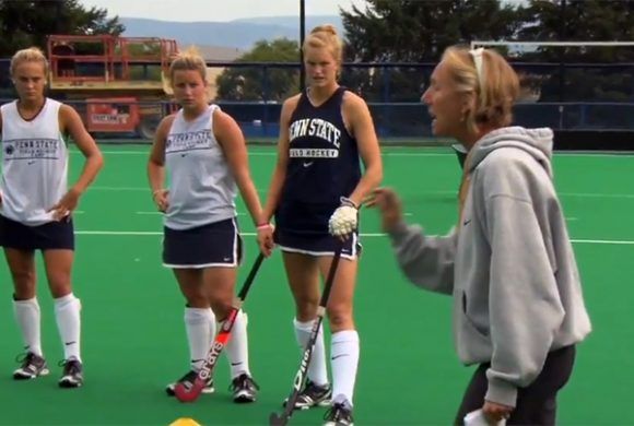 Tour of the Penn State field hockey facilities