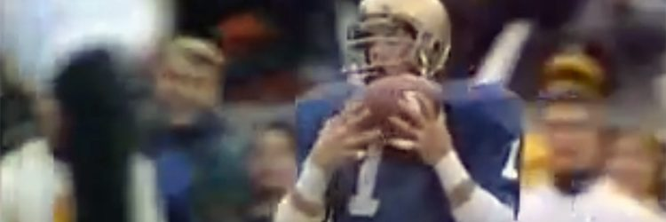 "Dare to Dream – Daniel ""Rudy"" Ruettiger [part 1]"