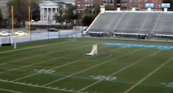 John Hopkins university Athletic Facilities Tour