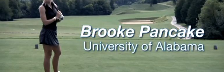 NCAA 2012 Woman of the Year Award finalist Brook Pancake