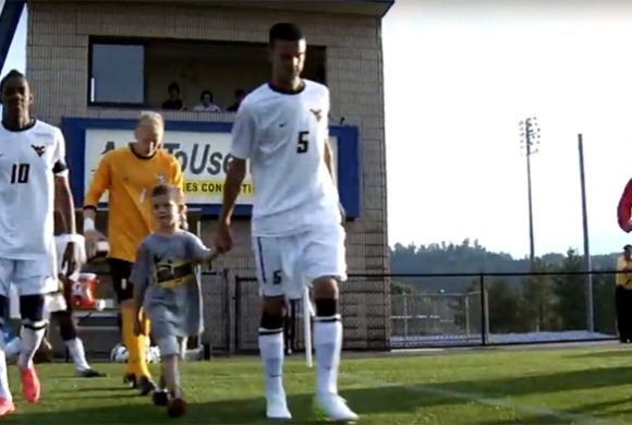 West Virginia University mountaineer 2012 season highlights featuring United Sports USA Majed Osman